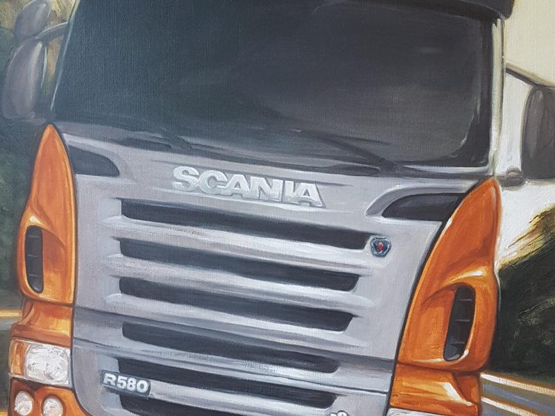 Uhthoff & Zarniko liefert Pumpen für Scania