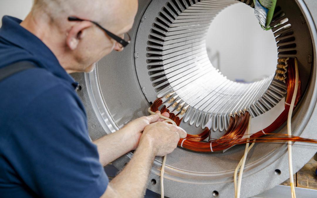 Schnellere Verfügbarkeit und geringere Kosten durch individualisierte Reparatur von Hochleistungspumpen