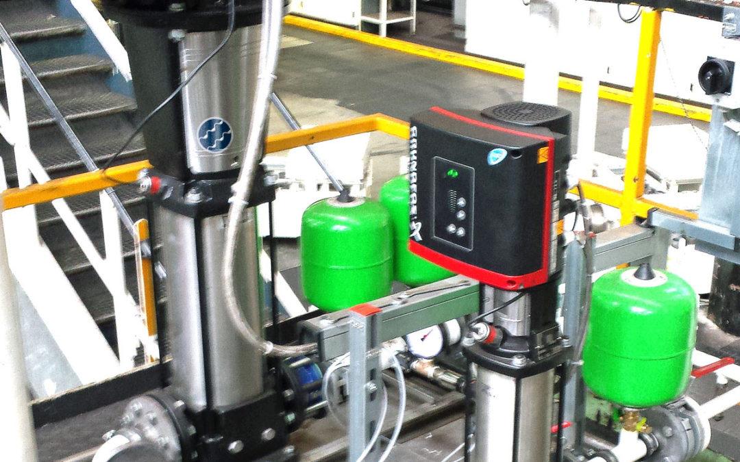 Druckerhöhungsanlagen für Warmpresse Präzisionsschmiedeteile