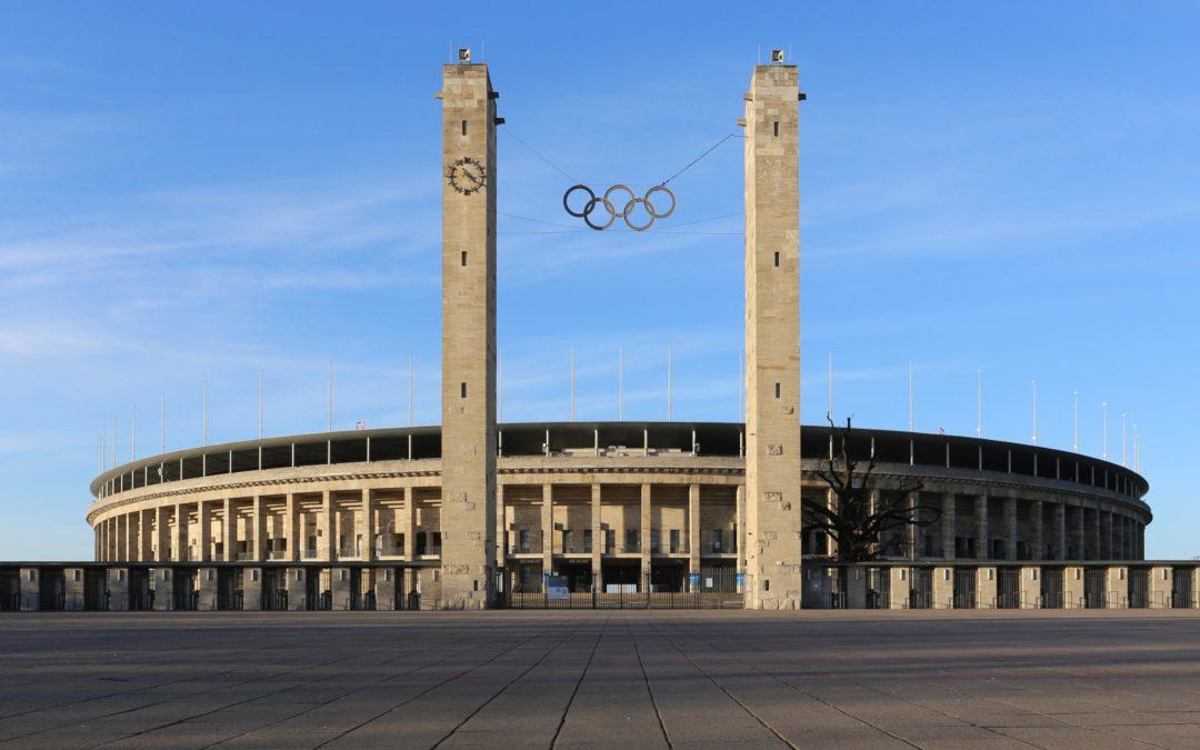 Neuer Referenzkunde. Olympiastadion Berlin GmbH.
